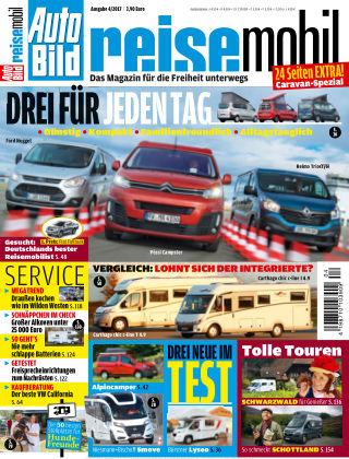 AUTO BILD reisemobil NR.004 2017