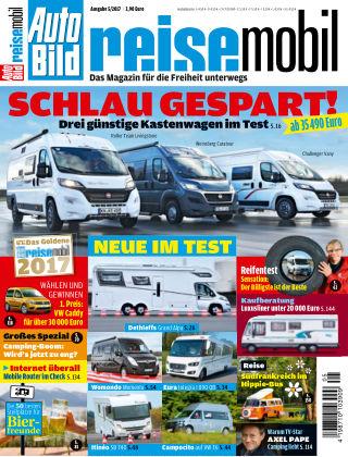 AUTO BILD reisemobil NR.005 2017