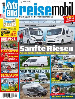 AUTO BILD reisemobil NR.006 2017