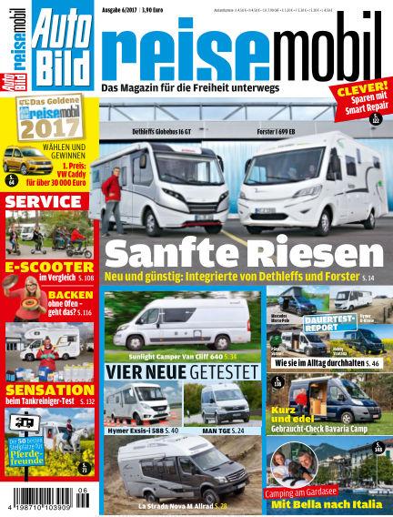 AUTO BILD reisemobil June 09, 2017 00:00