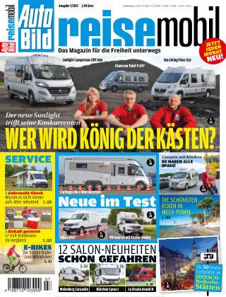 AUTO BILD reisemobil NR.007 2017