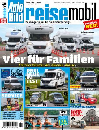 AUTO BILD reisemobil NR.008 2017