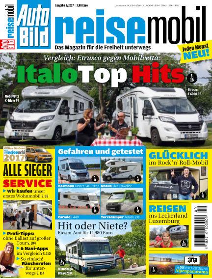 AUTO BILD reisemobil September 08, 2017 00:00