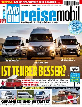 AUTO BILD reisemobil NR.012 2017