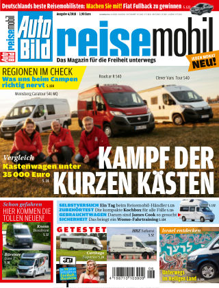 AUTO BILD reisemobil NR.006 2018