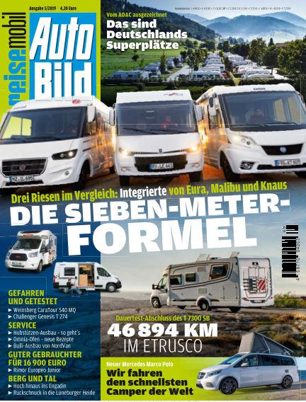AUTO BILD reisemobil May 10, 2019 00:00