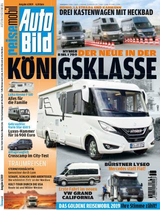 AUTO BILD reisemobil NR.006 2019