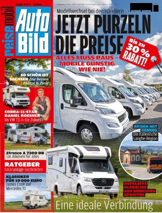 AUTO BILD reisemobil NR.010 2019