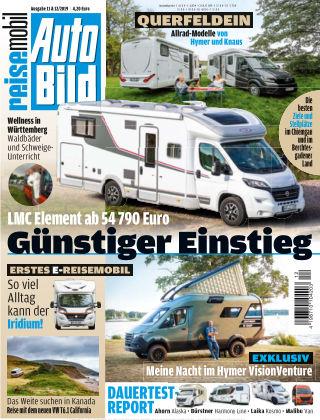 AUTO BILD reisemobil NR.011/012 2019
