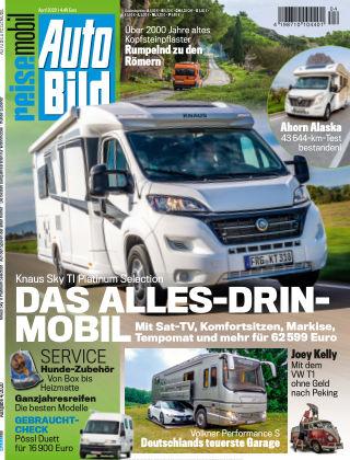 AUTO BILD reisemobil NR.004 2020