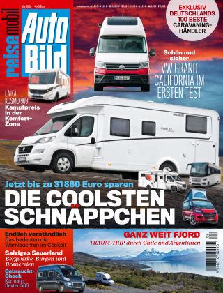 AUTO BILD reisemobil NR.005 2020