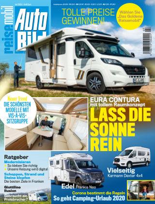 AUTO BILD reisemobil NR.007 2020