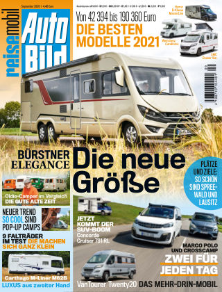 AUTO BILD reisemobil NR.009 2020
