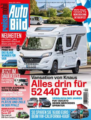 AUTO BILD reisemobil NR.010 2020