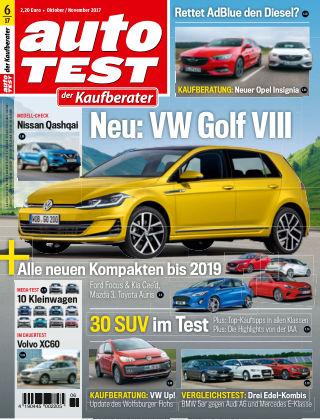 AUTO TEST NR.006 2017