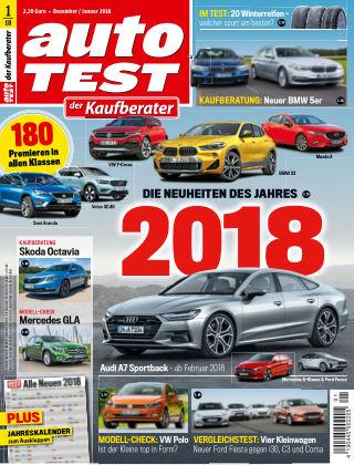 AUTO TEST NR.001 2017