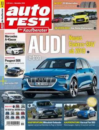 AUTO TEST NR.011 2018
