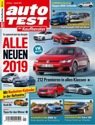 AUTO TEST NR.001 2019