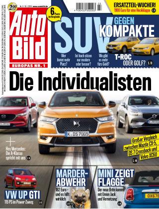 AUTO BILD NR.003 2018