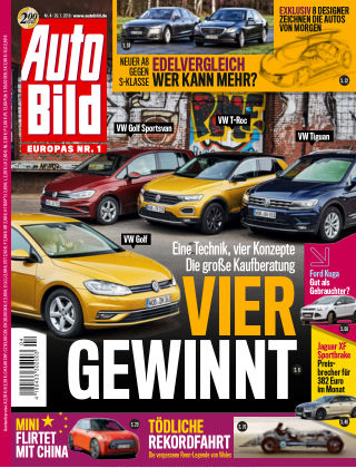 AUTO BILD NR.004 2018