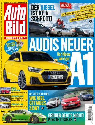 AUTO BILD NR.017 2018
