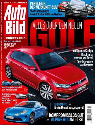 AUTO BILD NR.022 2018