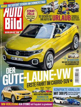 AUTO BILD NR.024 2018