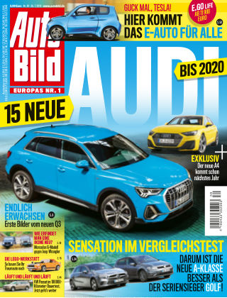 AUTO BILD NR.030 2018