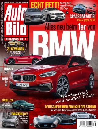 AUTO BILD NR.035 2018