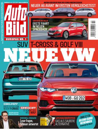 AUTO BILD NR.043 2018