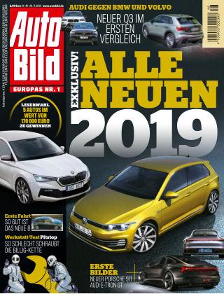 AUTO BILD NR.048 2018