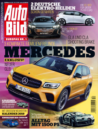 AUTO BILD NR.052 2018