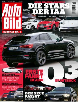 AUTO BILD NR.036 2019