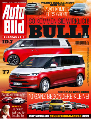 AUTO BILD NR.049 2019
