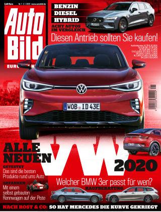 AUTO BILD NR.001 2020