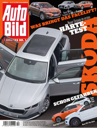 AUTO BILD NR.012 2020