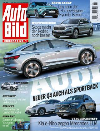 AUTO BILD NR.015 2021