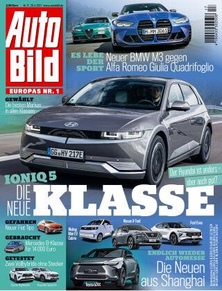 AUTO BILD NR.017 2021