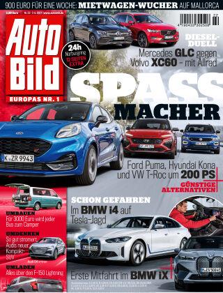 AUTO BILD NR.022 2021