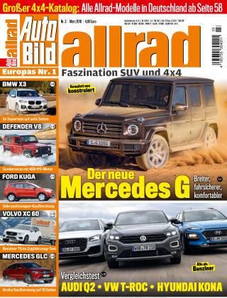 AUTO BILD ALLRAD NR.003 2018