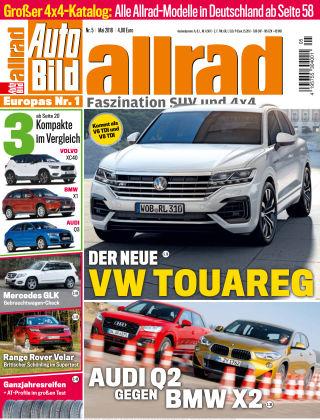 AUTO BILD ALLRAD NR.005 2018