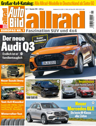 AUTO BILD ALLRAD NR.011 2018