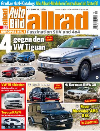 AUTO BILD ALLRAD NR.012 2018