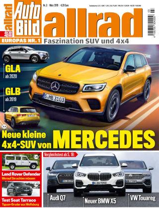 AUTO BILD ALLRAD NR.003 2019