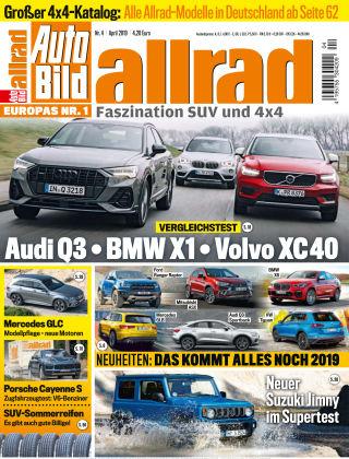 AUTO BILD ALLRAD NR.004 2019