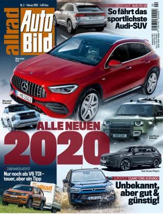 AUTO BILD ALLRAD NR.002 2020