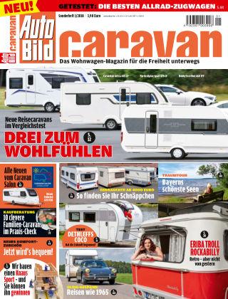 AUTO BILD Sonderhefte Caravan