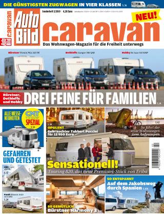 AUTO BILD Sonderhefte Caravan 2019