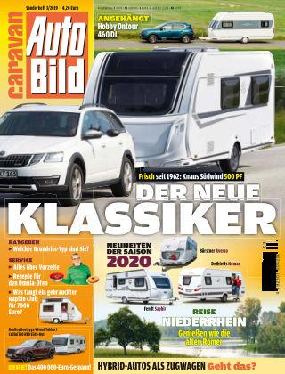 AUTO BILD Sonderhefte Caravan NR.003