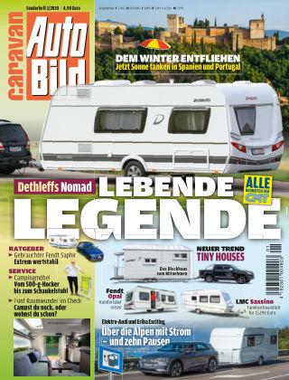 AUTO BILD Sonderhefte Caravan NR.001
